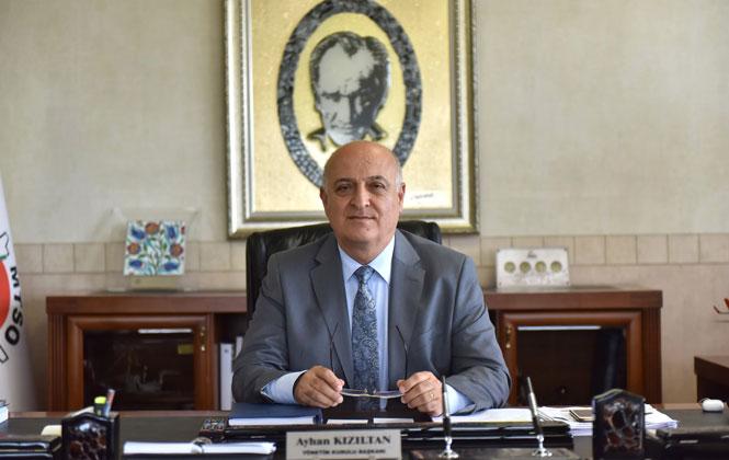 MTSO Başkanı Kızıltan'dan Demeç