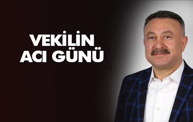 AK Parti Mersin Milletvekili Hacı Özkan'ın Ağabeyi Vefat Etti