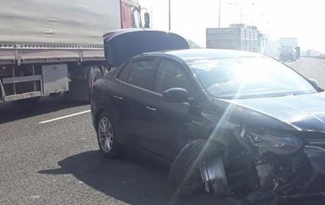 Türkiye'de 186 Bin 532 Adet Ölümlü Yaralanmalı Trafik Kazası Meydana Geldi