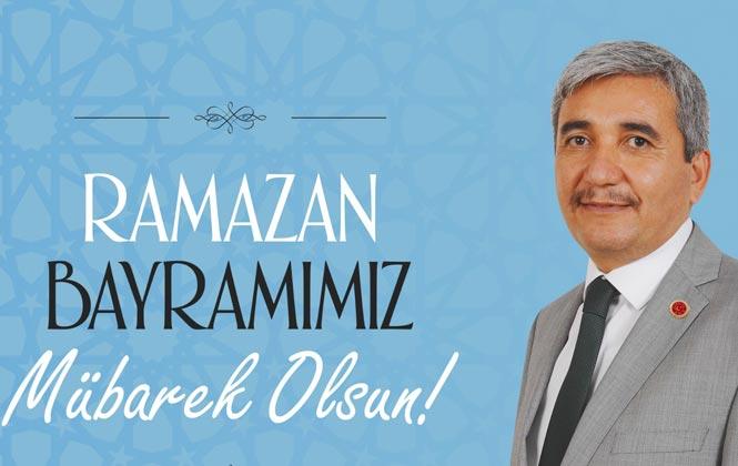 AK Parti Mersin Milletvekili Ali Cumhur Taşkın'dan Ramazan Bayramı Mesajı