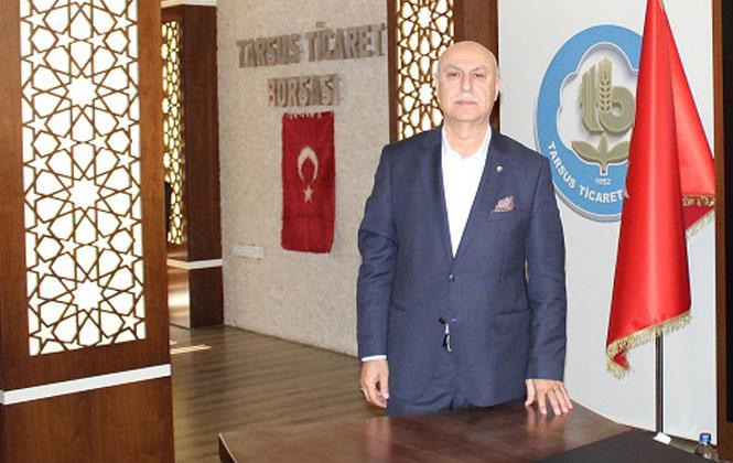 Tarsus Ticaret Borsası Başkanı Murat Kaya'dan, Bayram Tebriği