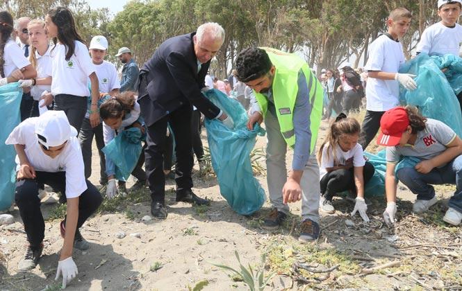Akdeniz Belediye Başkanı Mustafa Gültak'tan, 5 Haziran Dünya Çevre Günü Mesajı