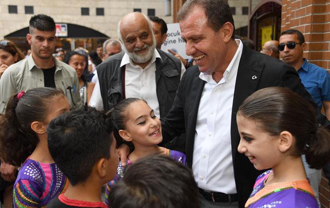 Mersin Büyükşehir'den Çocuk İşçiliği İle Mücadele Günü Etkinliği