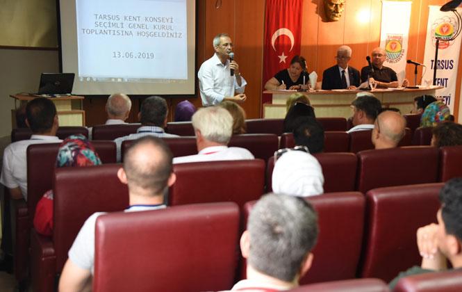"""Tarsus Belediye Başkanı Bozdoğan; """"Tarsus'a Demokrasi ve Özgürlük Geldi"""""""
