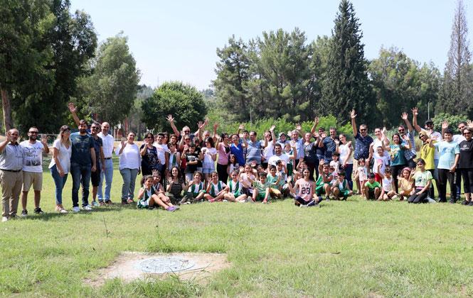Mersin'de En Dolu ve Eğlenceli Babalar Günü Kutlaması Tarsus Gençlik Kampı'nda Yaşandı