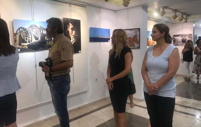 """Uğur Pişmanlık'tan Marmaris'te """"Güneşin Sofrasındayız"""" Fotoğraf Sergisi"""