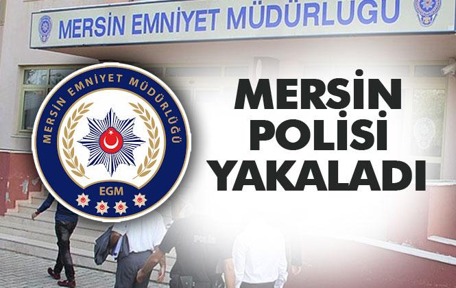 Hatay'dan Konya'ya Gönderilen Demirleri Başka Yerlere Satmışlar, Dolandırıcıları Mersin Polisi Yakalandı