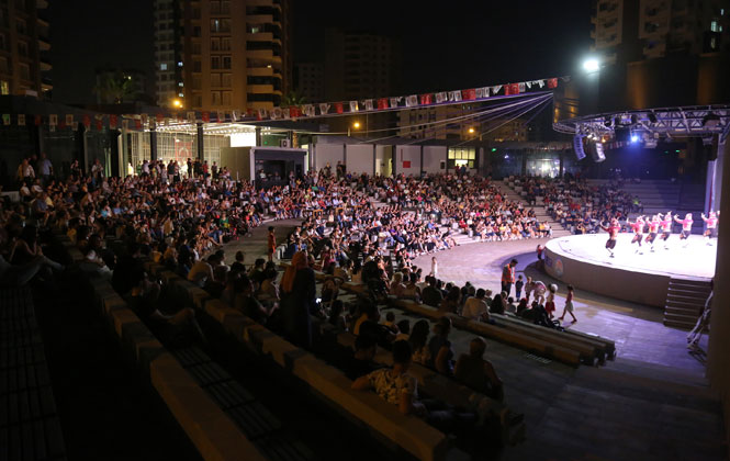 Mezitli'de 9. Soli Güneş Festivali! Soli Güneş Festivalinde Kültürler Buluşması