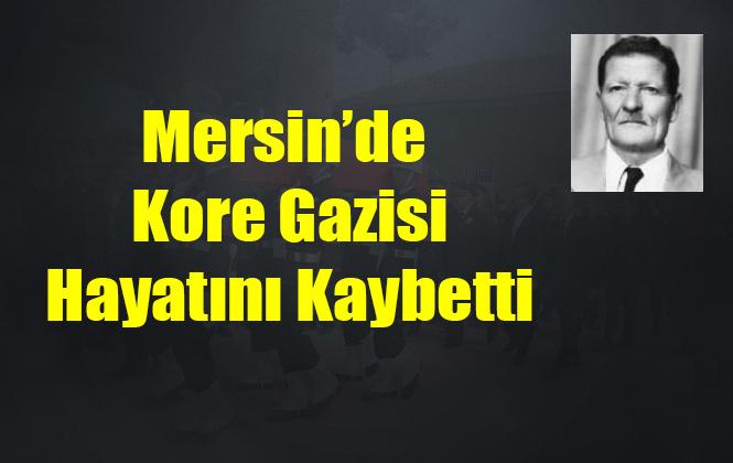 Mersinli Kore Gazisi Sami Sami Tellioğlu Hayatını Kaybetti