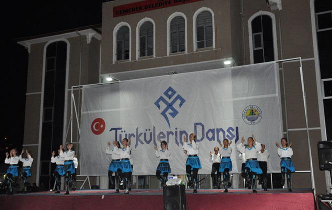 Türkülerin Dansı Topluluğu, Ermenek'te