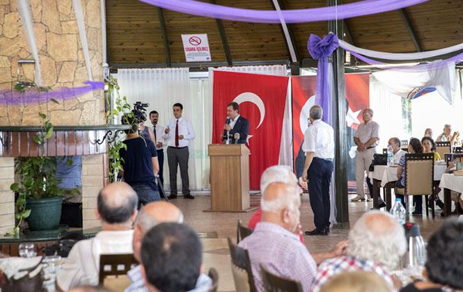 Mersin'de Var Olan Emekli Evindeki Şartları Daha İyi Düzeye Getirilecek