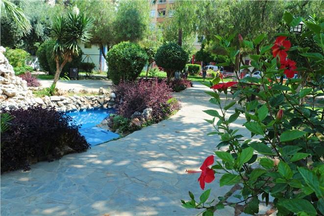 Doğanın Tüm Renkleri Mersin'in Park ve Bahçelerinde