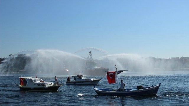 Mersin'de Kabotaj Bayramı Çeşitli Programlar İle Kutlanıyor