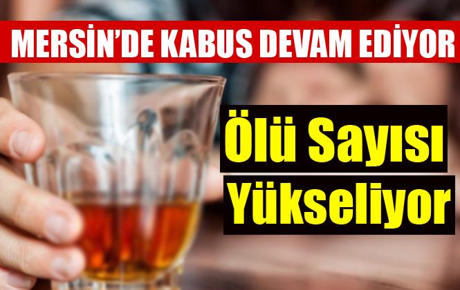 Metil Alkolden Ölenlerin Sayısı 7'ye Yükseldi