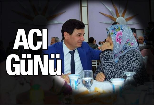 Mersin Anamur Eski Belediye Başkanı Mehmet Türe'nin Annesi Hayatını Kaybetti