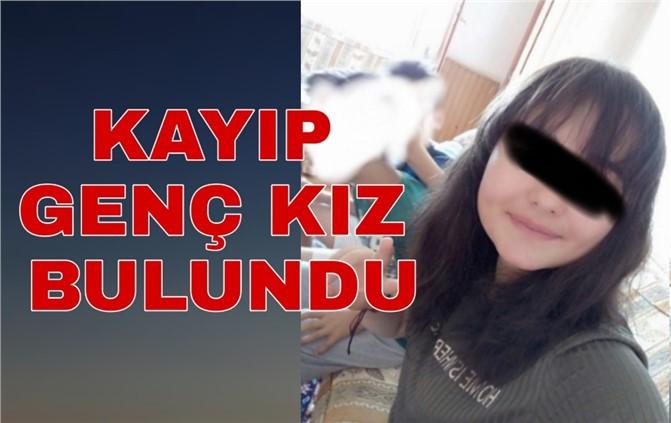 Mersin Tarsus 'ta Kayıp Genç Kız Bulunfu