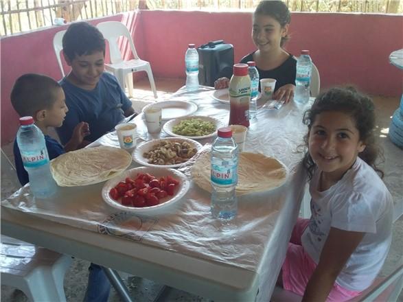 Çocuklar İçin Yaz Atölyeleri Faaliyete Geçti