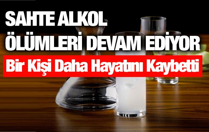 Adana'da Sahte Alkol Zehirlenmesinde Bir Kişi Hayatını Kaybetti