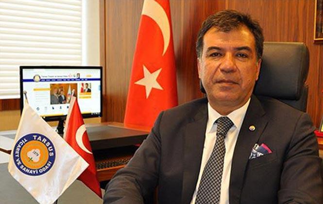 Tarsus TSO Yönetim Kurulu Başkanı H.Ruhi Koçak'ın 15 Temmuz Dolayısıyla Basın Açıklaması