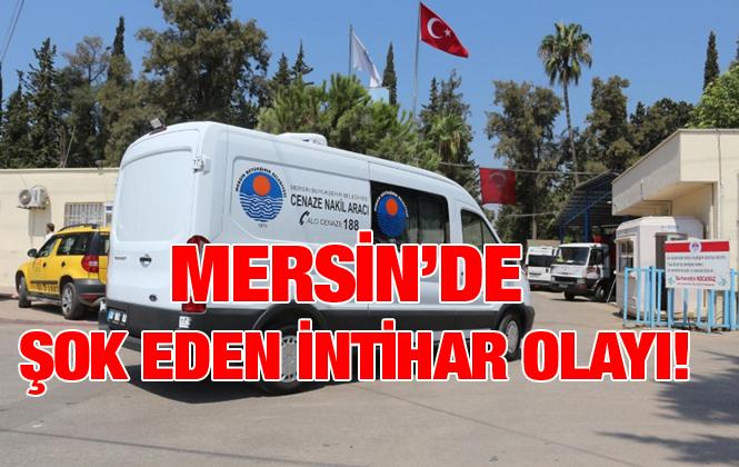 Mersin Tarsus'ta 67 Yaşındaki Adam İntihar Etti