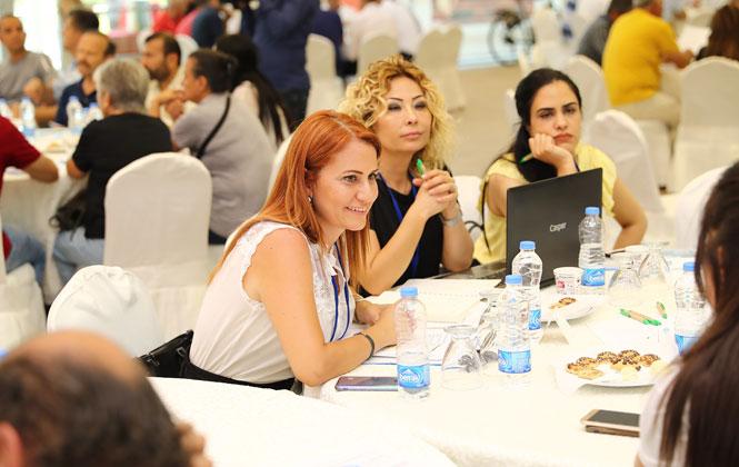 Mersin 3 Gün Boyunca Sanatı ve Sporu Konuştu, Mersin'de Gerçekleştirilen Çalıştaylardan Verimli Sonuçlar Alıyor