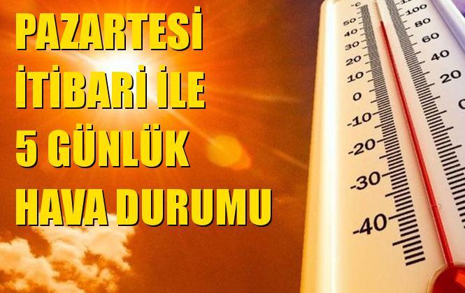 Mersin Mut, Silifke, Çamlıyayla, Bozyazı, Aydıncık, Erdemli, Anamur, Gülnar, Akdeniz, Mezitli, Toroslar, Tarsus ve Yenişehir Hava Durumu