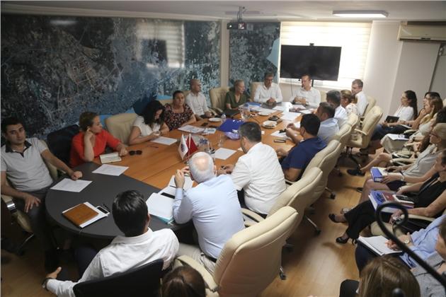 MESKİ'nin 2020-2024 Stratejik Plan Hazırlık Çalışmaları Devam Ediyor