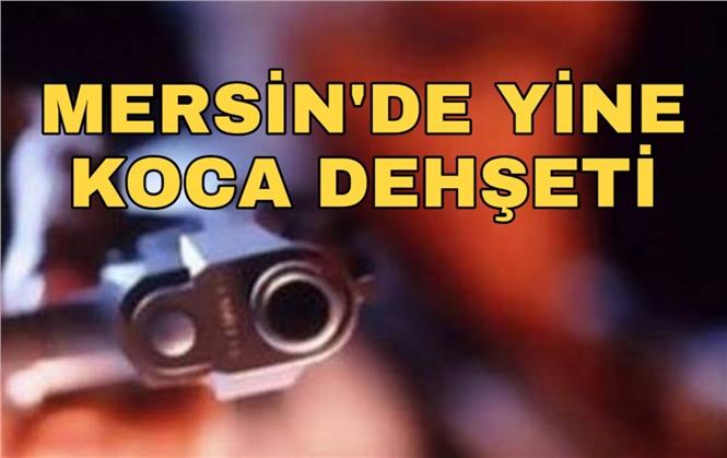 Mersin Tarsus'ta Bir Kişi Kendisinden Boşanan Eski Eşini Silahla Vurdu