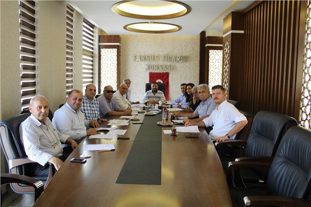 Tarsus Ticaret Borsa'nın Lisanslı Depo İnşaatı Başladı
