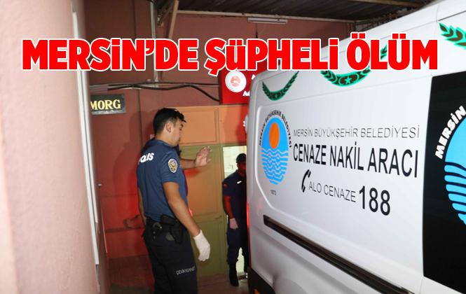 Mersin' Tarsus'ta Ali Rıza Gülteki Evinde Ölü Bulundu