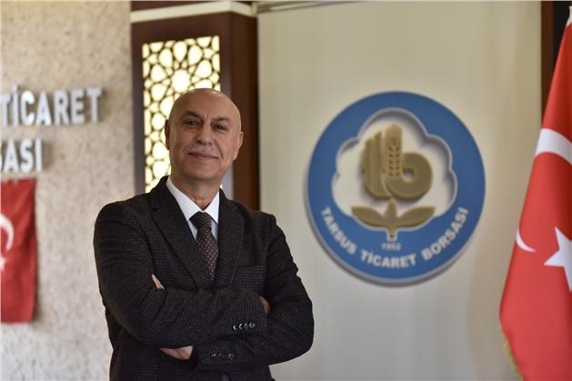 Tarsus Ticaret Borsası Başkanı Murat Kaya'dan Bayram Mesajı