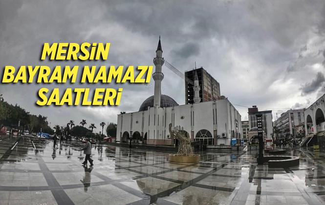 Mersin'de İlçe İlçe Kurban Bayramı Namaz Saatleri