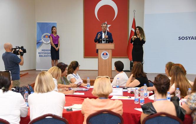Mersin Büyükşehir Belediyesi Sosyal Hizmetler Dairesi Başkanlığı Tarafından Geçtiğimiz Günlerde Düzenlenen Sosyal Politikalar Çalıştayı'nın Sonuç Raporu Hazırlandı