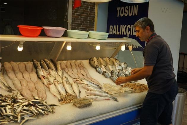 Mersin'de Balık Vatandaşın Ayağına Geldi