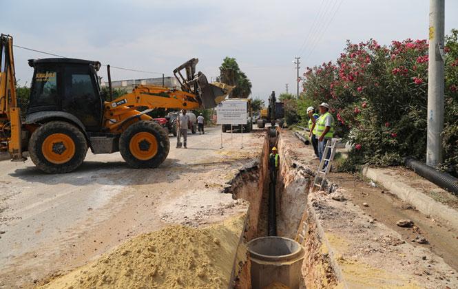 Yıllardır Çözülemeyen Kanalizasyon Sorunu Çözüme Kavuştu
