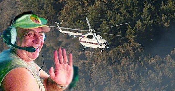 İzmir Yangınında da Görev Yapan Pilot Yurii Bostnik Ölü Bulundu