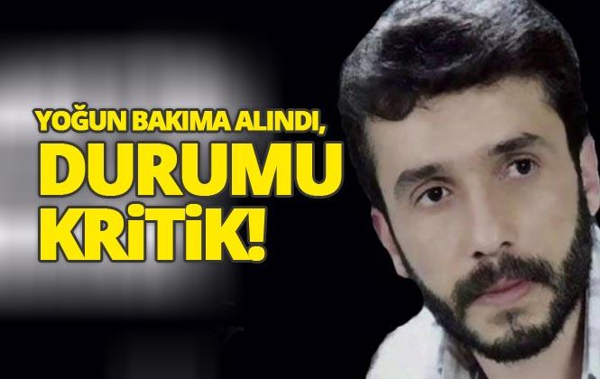 56 Yaşındaki Sanatçı Selahattin Özdemir Mersin'de Kalp Krizi Geçirdi! Yoğun Bakıma Alındı