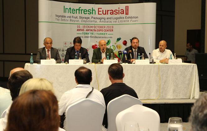 Interfresh, Dünyanın En Büyük Yaş Meyve Sebze Fuarına Rakip Olacak