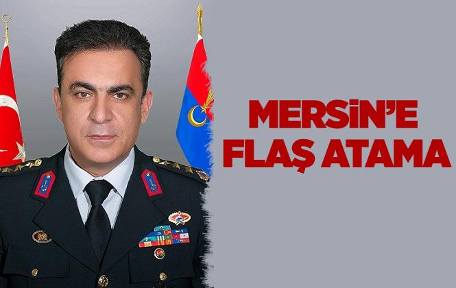 Mersin İl Jandarma Komutanlığına Kıdemli Albay Necip Çarıkcıoğlu Atandı