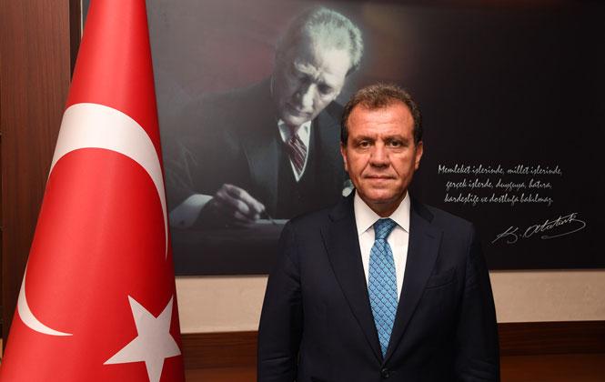 Mersin Büyükşehir Belediye Başkanı Seçer'den 30 Ağustos Zafer Bayramı Mesajı