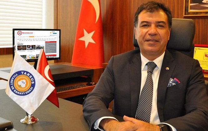 Tarsus TSO Başkanı Koçak'tan, 30 Ağustos Zafer Bayramı Mesajı