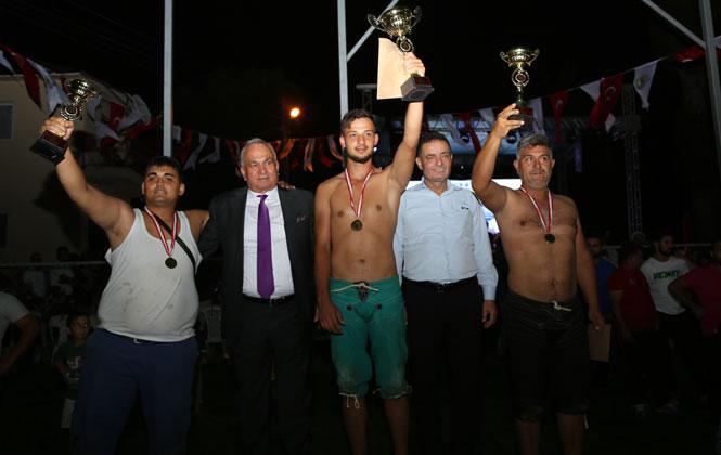 Mersin Erdemli Hacıalanı'nda, Muhteşem 30 Ağustos Kutlamaları