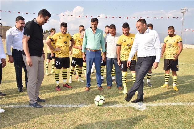 Köylerarası Futbol Turnuvasında, Şampiyon Çavuşlu