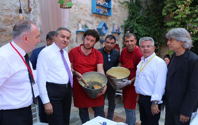 Doğu Akdeniz Lezzet Turu Tarsus Tatlarıyla Buluştu