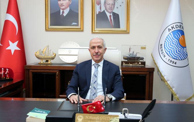 Akdeniz Belediye Başkanı Gültak'tan Yeni Eğitim-Öğretim Dönemi Mesajı