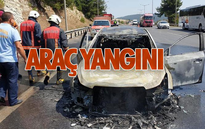 Mersin Tarsus'ta Üç Kişi Yanmaktan Son Anda Kurtuldu