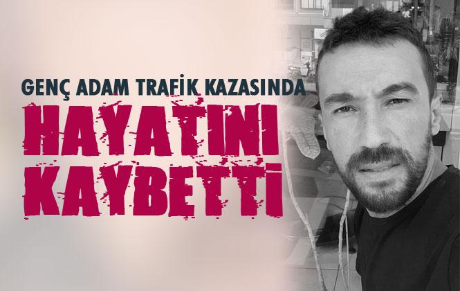Mersin Anamur Abanoz Yayla Yolunda Meydana Gelen Feci Kazada; Muhammet Çal İsimli Genç Adam Hayatını Kaybetti