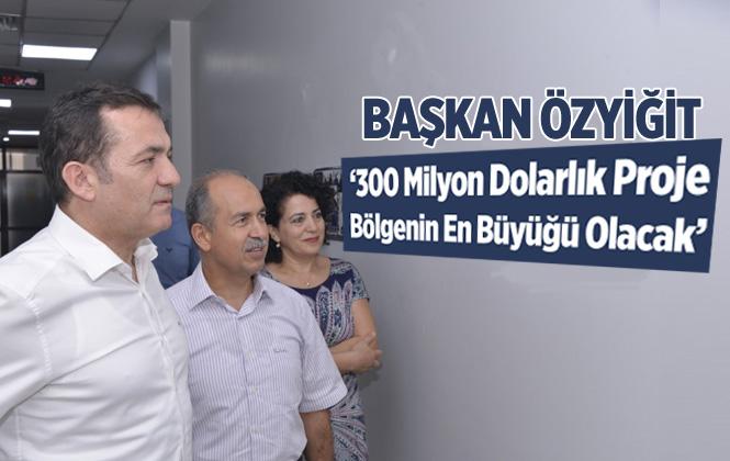 Yenişehir Belediye Başkanı Özyiğit 'Eğriçam, Bölgenin En Büyük Projesi Olacak'