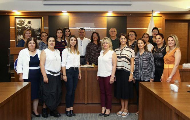 TOBB Mersin Kadın Girişimciler Tarsus'ta Buluştu