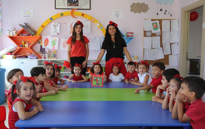 Erdemli Belediyesnin Kreşi, Yeni Eğitim Sezonuna Başladı